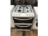 Zanussi Gas Cooker Model ZCG43000WA