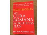 New Cura Romana Weighloss plan - book