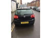 VOLKSWAGEN GOLF DIESEL 1.9 TDI LOW MILAGE £30 ROAD TAX FOR WHOLE YEAR