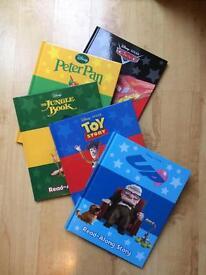 Disney CD Box Set - 5 story books 1 CD
