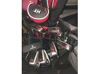 dunlop tour graphite golf clubs