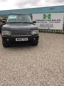 Range Rover vogue tdv8 a