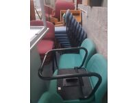office furniture for sale, all types of chairs and tables.