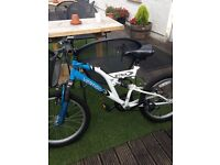 Boys bikes bmx and mountain bikes age 7 to 10 approx