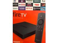 Amazon tv box 4K