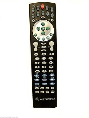 *NEW* MOTOROLA 2-Device UNIVERSAL REMOTE TV - Sanyo Sears Sh