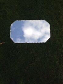 1920\30's original mirror