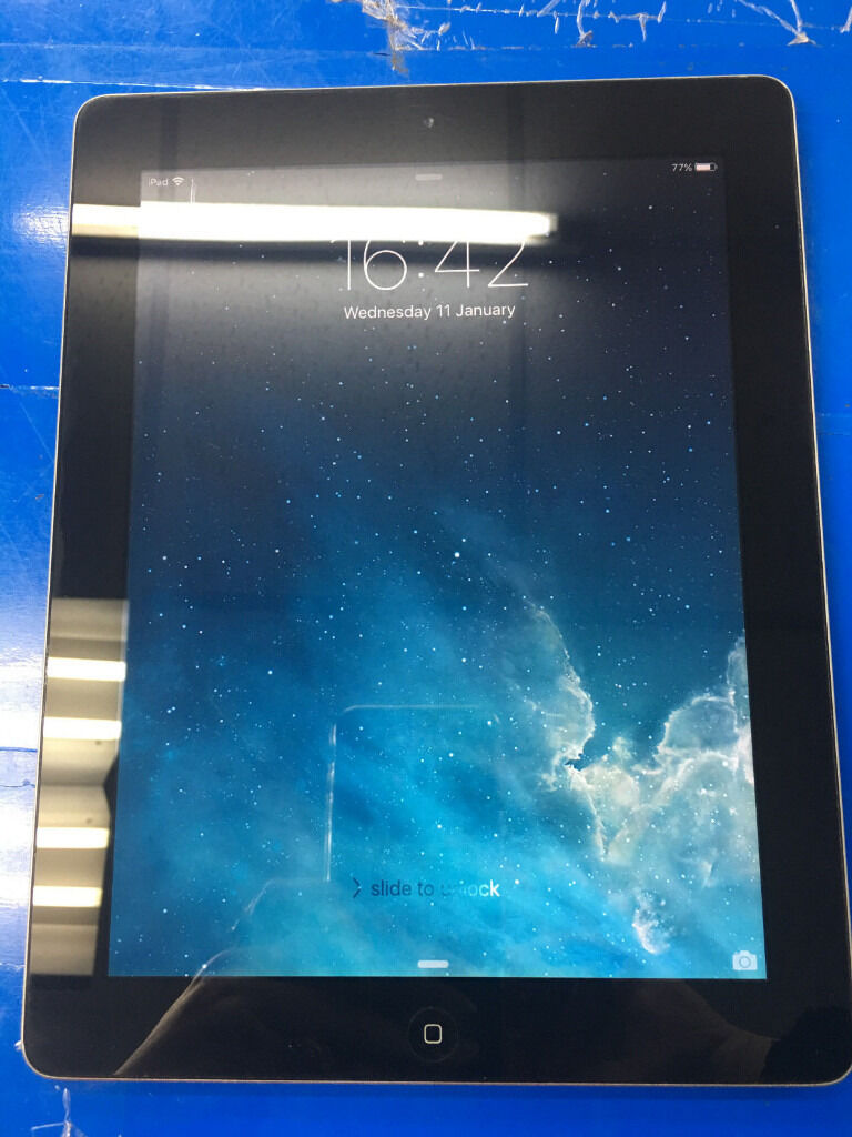 Apple iPad 2 A1395 2nd Gen 16GB, Wi Fi, 9.7inBlackin Walthamstow, LondonGumtree - Apple iPad 2 2ND Generation 16GB, Wi Fi, 9.7in Black This is Used Apple iPad 2 2ND Generation 16GB in black color but in very good condition. its wifi ipad it will come with original cable