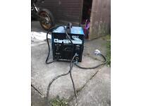 Clarke welder for sale £50