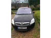 Vauxhall Zafira 1.9 diesel. Great car