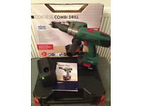 Cordless combi drill
