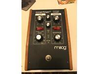 MoogerFooger MF-103 12 stage phaser