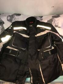 Viper motorbike jacket.