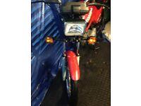 Honda CG 125 (2001)