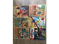 Marvel & other comics