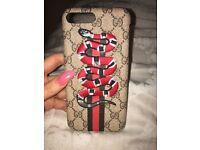 Genuine Gucci Iphone 7/8 plus case