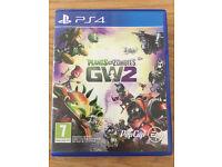 Sony Playstation 4 Game - Plants Vs Zombies Garden Warfare 2