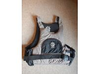 Crewsaver 50N grey buoyancy aid (life jacket lifejacket)
