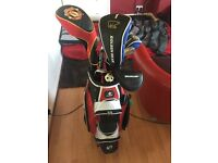 "Golf clubs for sale jack Nicklaus ""golden bear"" set"