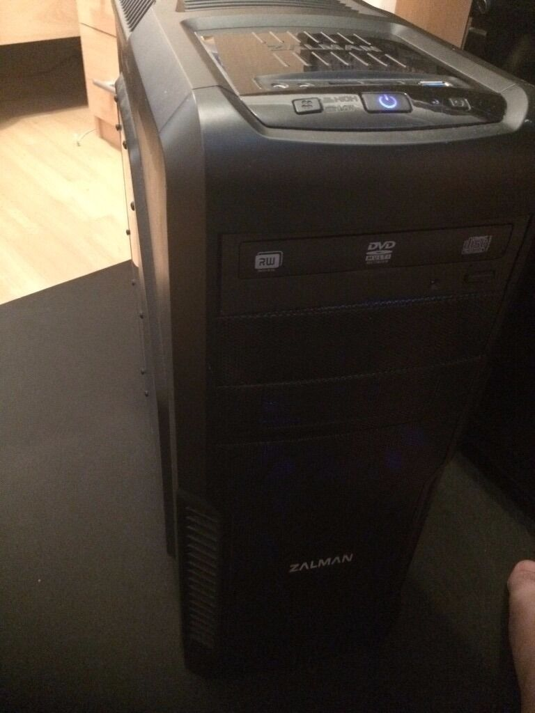 Gaming PC - AMD FX-6300/Nvidia GTX 660