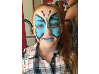 F2F - CHILDRENS FACE PAINTING