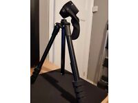 Manfrotto Compact Action Tripod with Hybrid Head