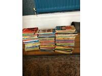 Joblot of 119 vintage ladybird books