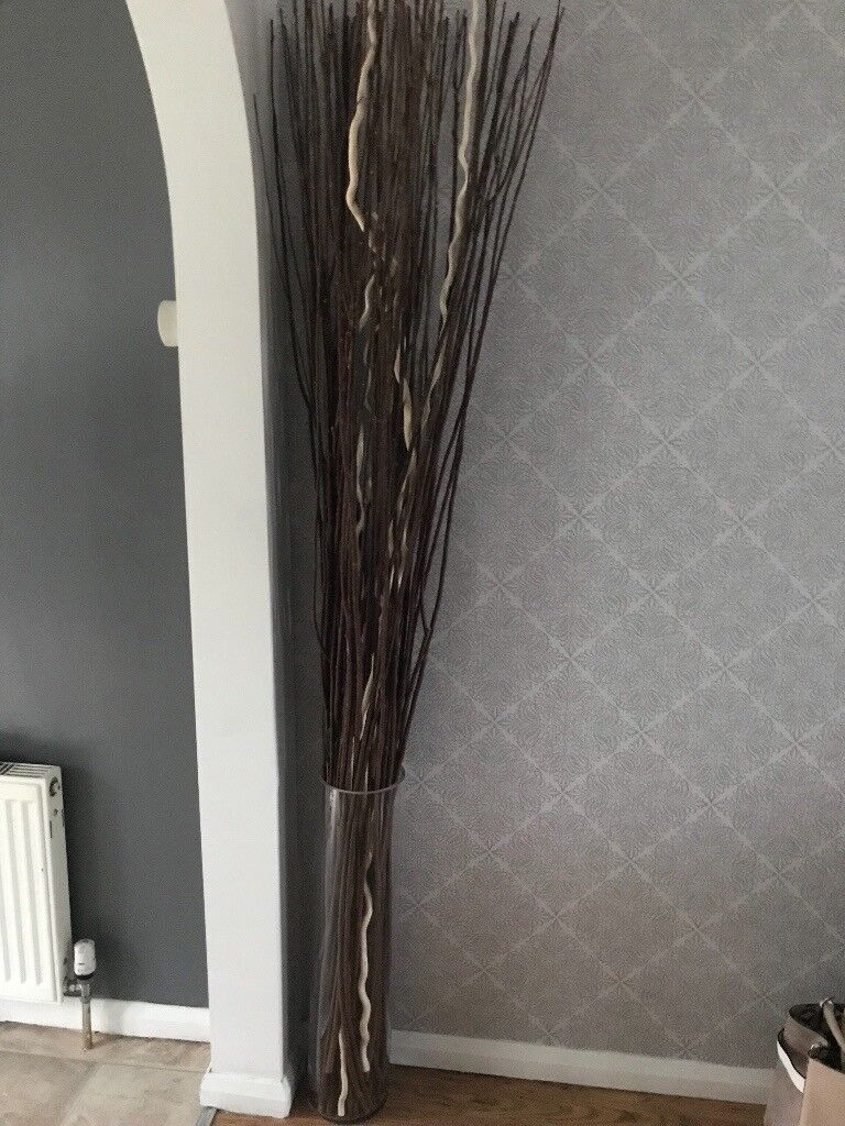 Large vase with twigs in kirkby in ashfield nottinghamshire large vase with twigs reviewsmspy