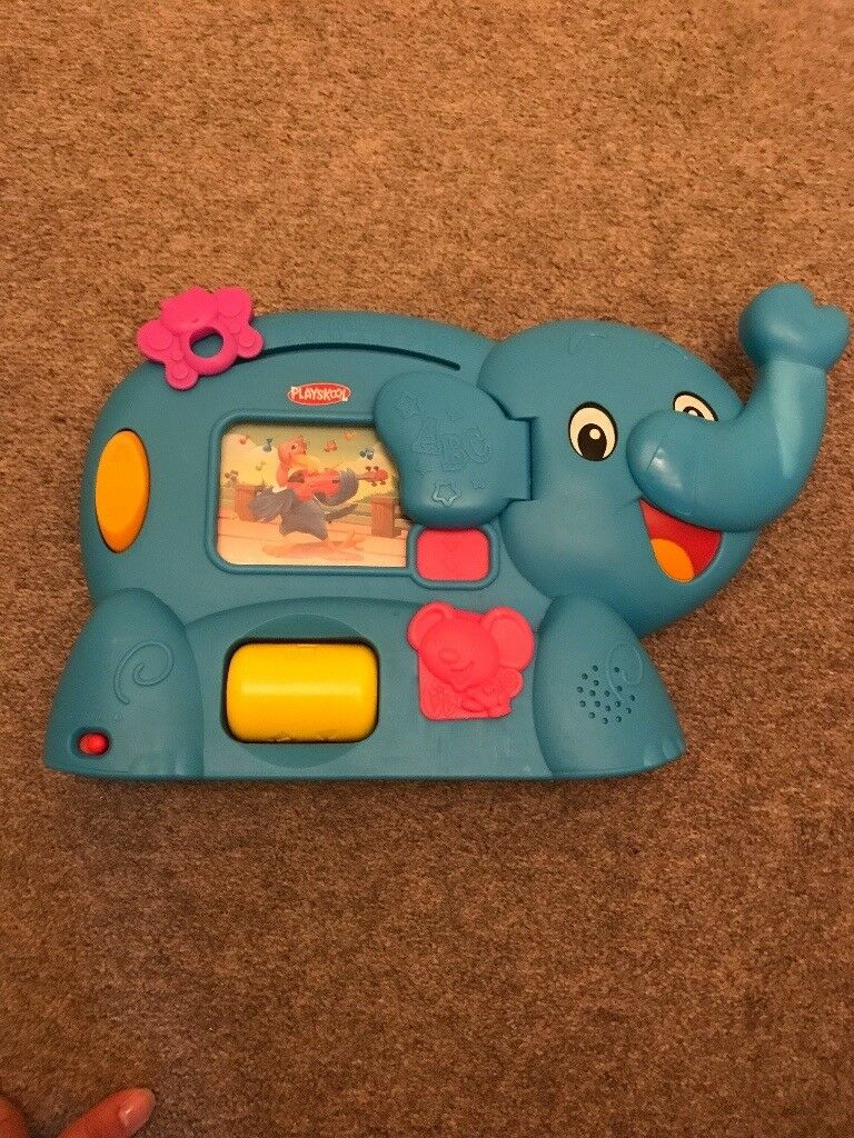 Playskool elefun abc adventure toy