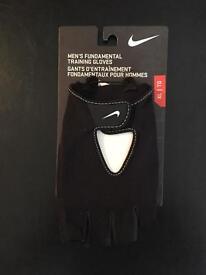 NIKE Men's Fundamental Training Gloves NEW black