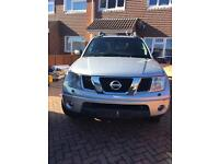 Nissan Navara pick up truck 2007 132,000miles