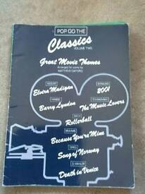 Pop Ho The Classics volume 2. GREAT MOVIE THEMES