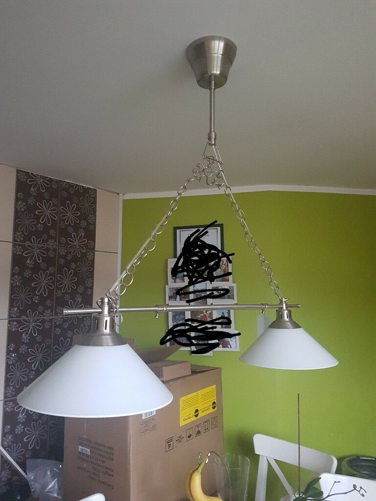 Ikea kroby ceiling lamp in cumbernauld glasgow gumtree ikea kroby ceiling lamp mozeypictures Image collections