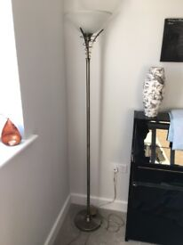 FREE Antique Brass Floor Lamp