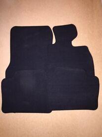 BMW 3 series tailored carpet mats F30 2012 onwards