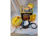 EARLEX Steama steam wallpaper stripper & Multi-purpose steam cleaner.