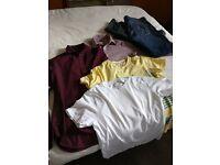 Men's Clothing, Next Trousers, T-shirt, Gap Shirts, H&M shirt, T-shirt - £5
