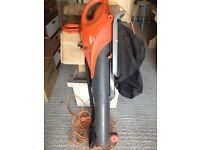 Flymo Scirocco Garden Vacuum / Blower