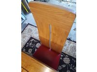 Dining room table and chairs (Oakland Furniture)