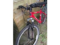 Kona Hahanna Ladies Mountain Bike - Fab Red Bike!