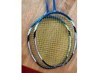 Victor bravesword 12 badminton racket