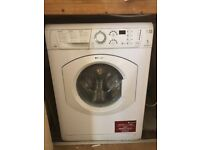 Hotpoint Aquarius wdf740 washer drier for sale
