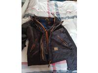 Superdry mens coat