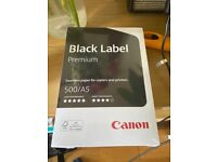A5 Canon Premium Printer Paper