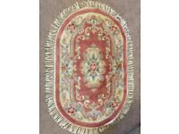 Persian style rug.