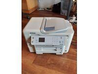 Epsom WIFI 3530 colour printer scanner
