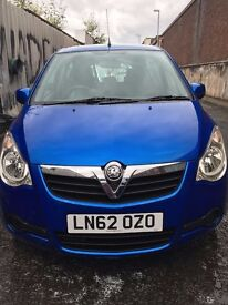 Vauxhall Agila 2012 no offers £2000 *not toyota, mitsubishi, volkswagen, nissan