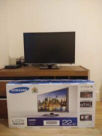 Samsung TV Full HD 1080p - 22 Inch
