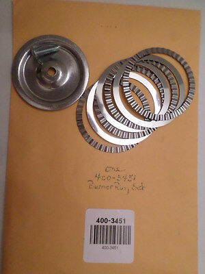 Coleman Burner Ring Set 400-3451 Fits 400A, 440, 442, 508 and 533 Stoves