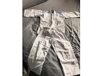 Kids Adidas Judo suit